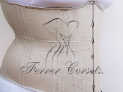 Ferrer Corsets Queen Size underbust, starts at R$ 450