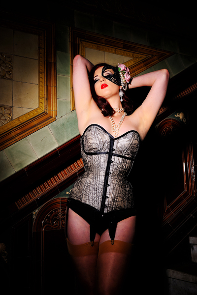 Orchid Corsetry