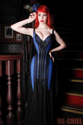 corset dresses  lucy's corsetry