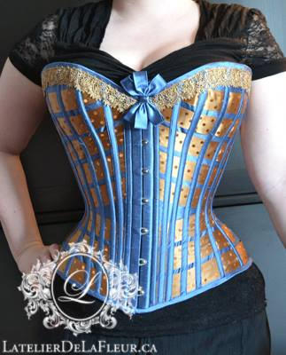 Click here for Lattice Corsets
