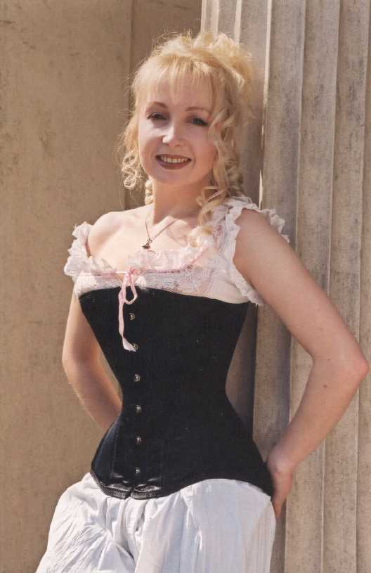 371a5b82835 S-Bend Edwardian Corsets – Lucy s Corsetry