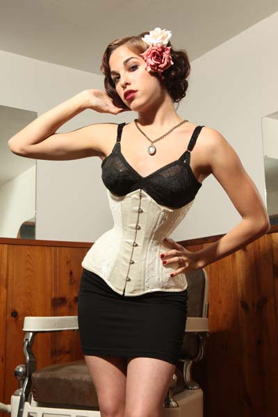9ea656a74 Corsets that create a Conical Ribcage – Lucy s Corsetry
